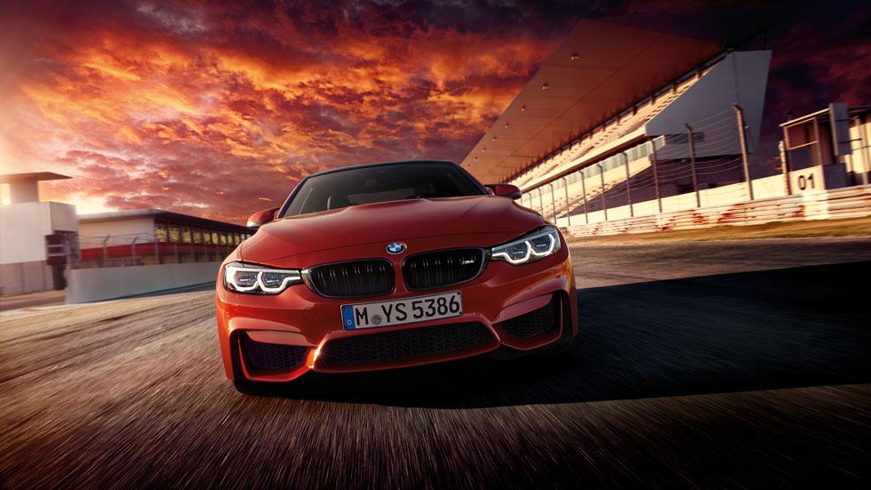BMW M3 y M4, nuevo paquete de competición