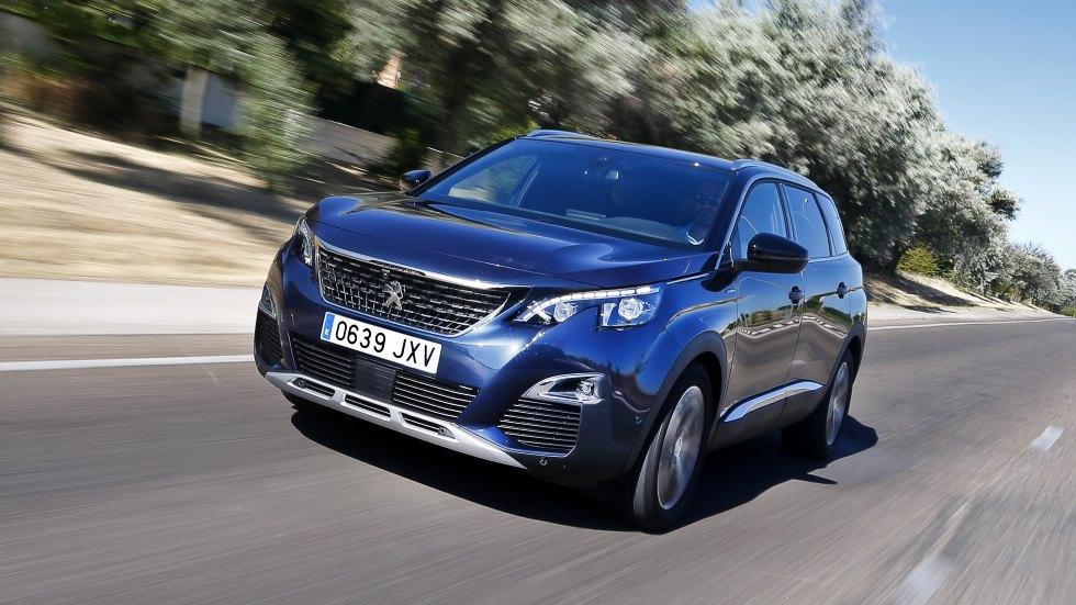 Peugeot 5008 1.6 BlueHDI 120 CV EAT6: opiniones y consumo real