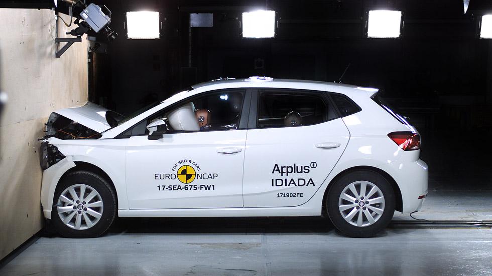 Los test de choque de los coches más nuevos: los más y menos seguros