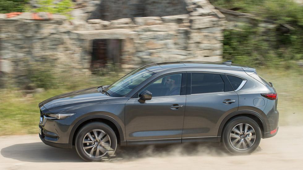 Mazda CX-5 Diesel 175 AWD: a prueba un SUV que ¡te enamorará!