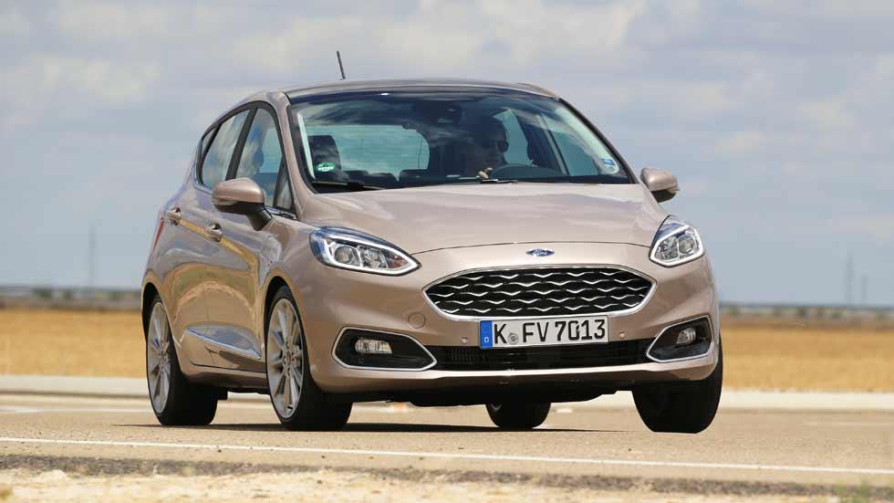 Ford Fiesta 2017: prueba y precio de todo un superventas