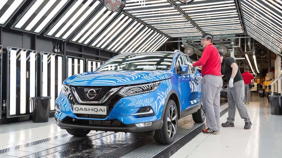 Nissan Qashqai 2017: arranca la producción del SUV líder de ventas
