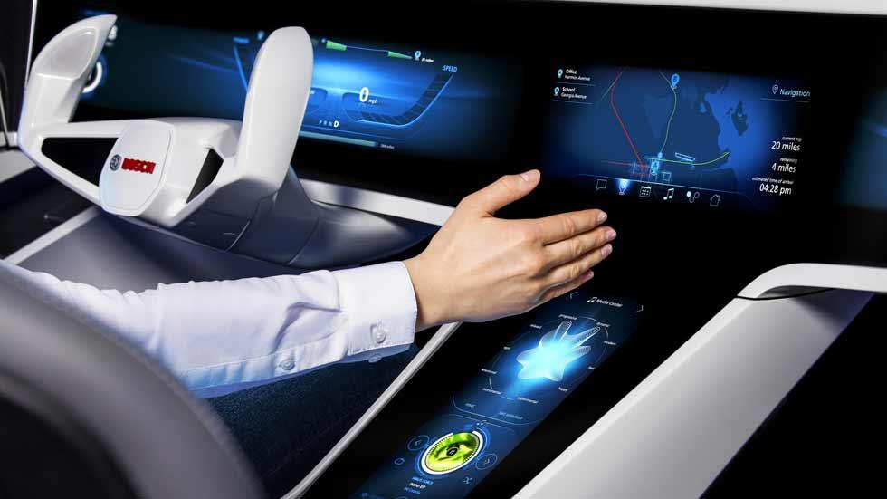 Todo lo que el coche conectado podrá hacer por nosotros