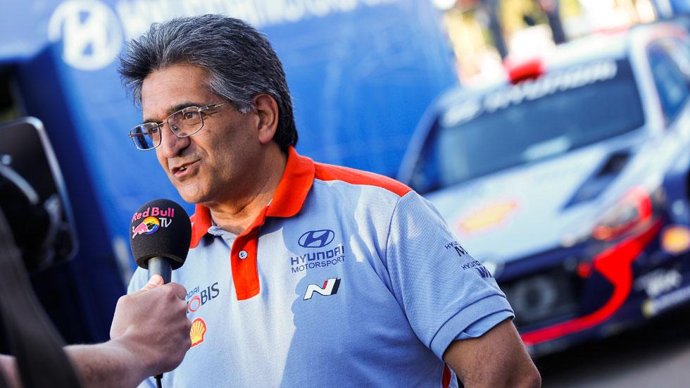 """Michel Nandan: """"Sordo es un seguro para el equipo"""""""