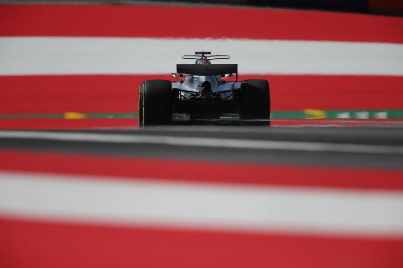 GP de Austria de F1: Hamilton bate el récord de la pista