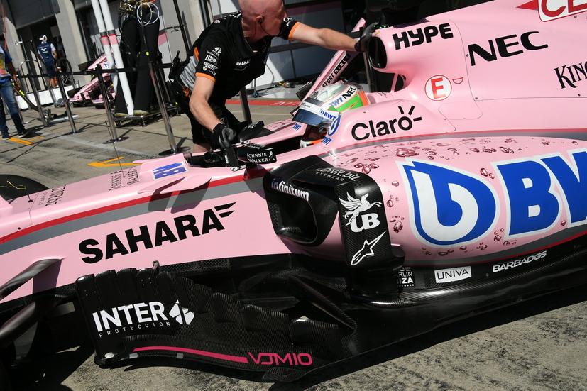 GP de Austria de F1: Alfonso Celis disputó la primera sesión libre