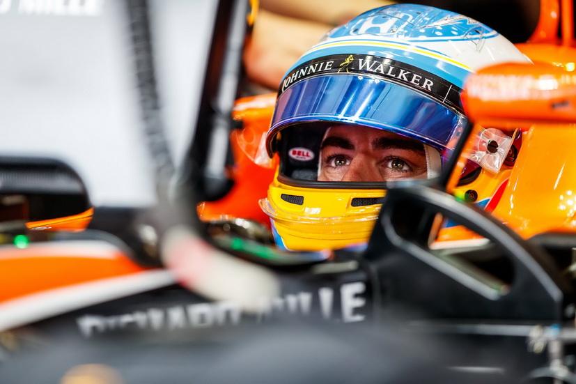 GP de Austria de F1: ¡nuevo motor para Alonso!