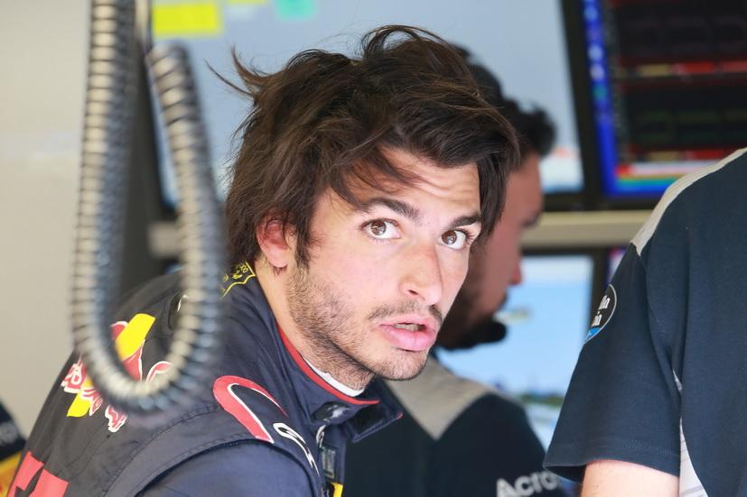 GP de Austria de F1: problemas de motor para Sainz en la FP3