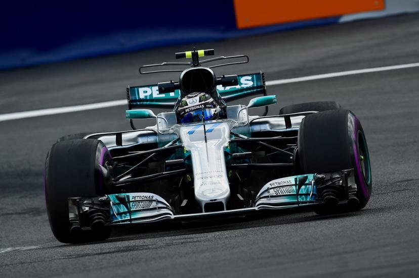 GP de Austria de F1: pole position para Valtteri Bottas
