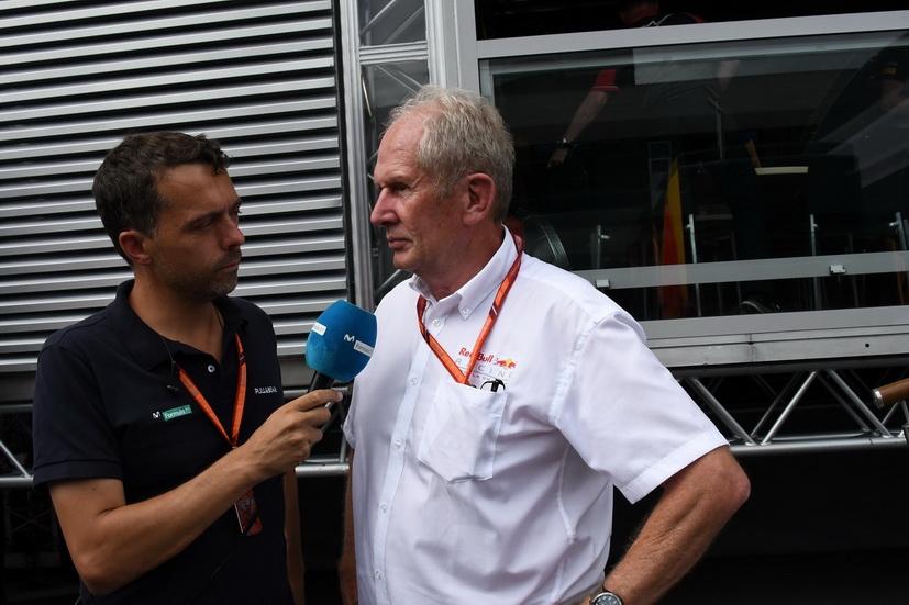 GP de Austria de F1: Marko parece que da el tema Sainz por zanjado