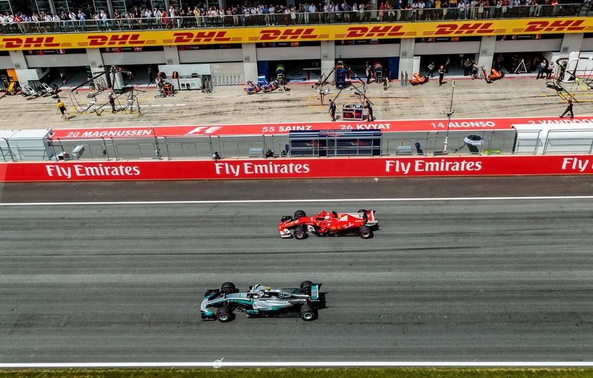 GP de Austria de F1: lucha hasta el final por el podio