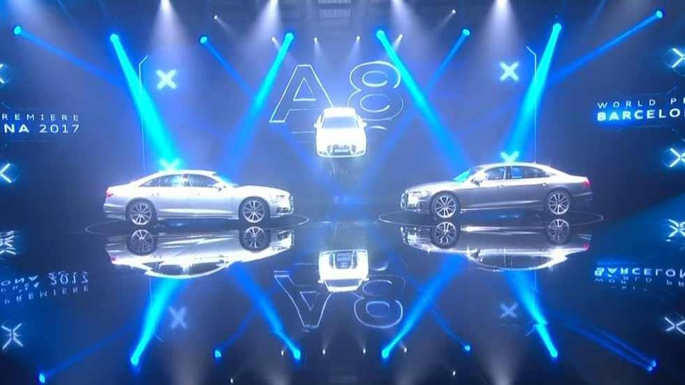 Audi Summit: todas las novedades y el futuro de Audi, ¡ya en directo!