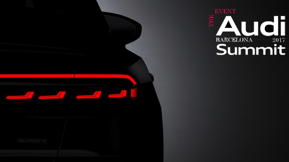 Audi Summit 2017: todo lo que presentará Audi mañana en Barcelona