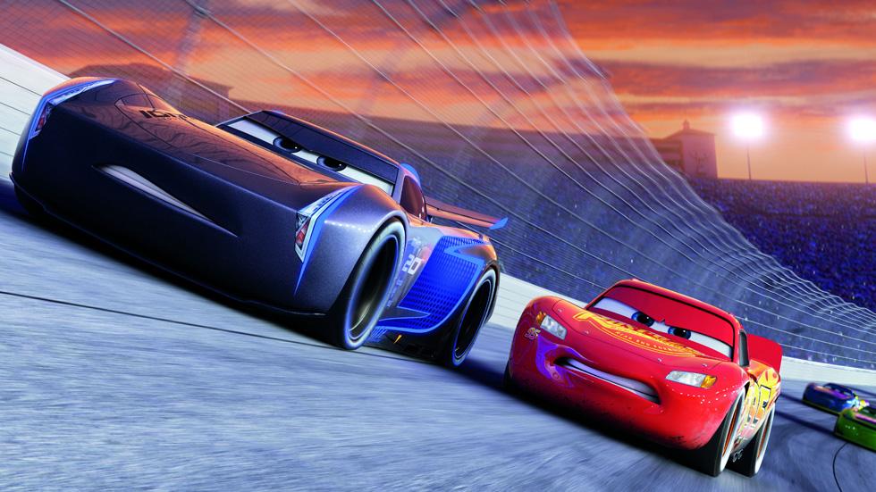 Cars 3: el regreso de Rayo McQueen
