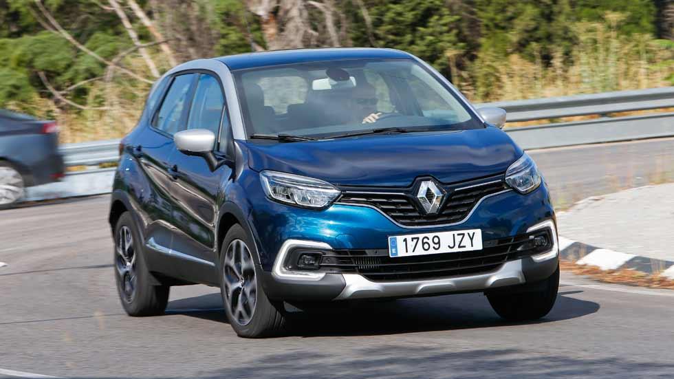 Renault Captur 1.2 TCe 120: a prueba el nuevo SUV urbano