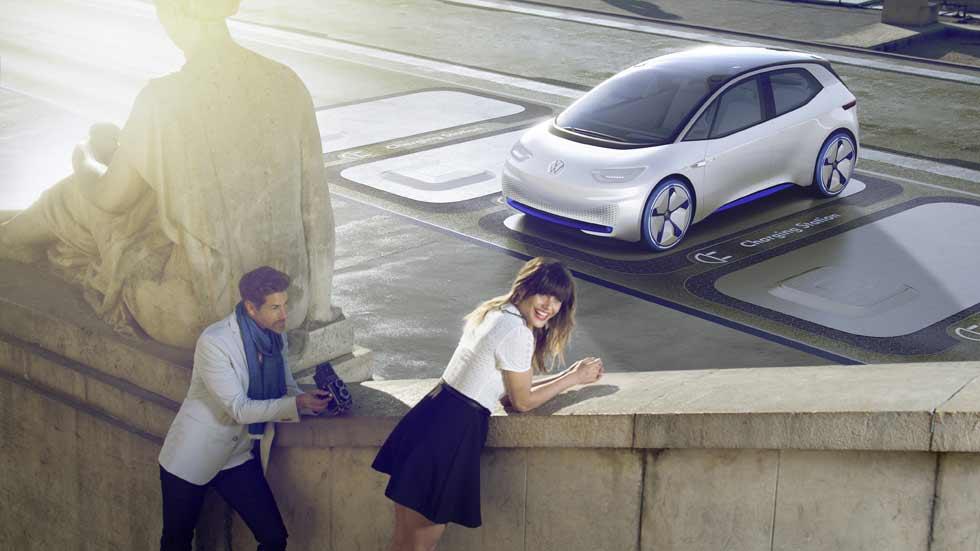 Volkswagen confía en parar a Tesla con sus nuevos eléctricos