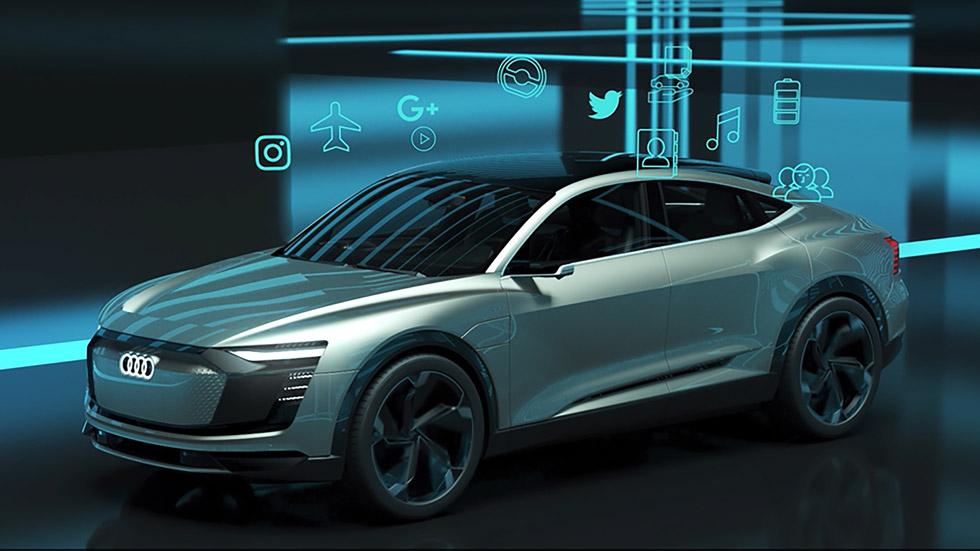 Audi AI, así es el coche del futuro