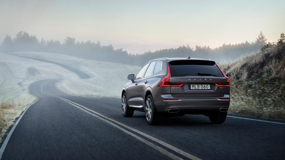 Volvo XC60 T8 Polestar: el SUV de Volvo más potente es híbrido