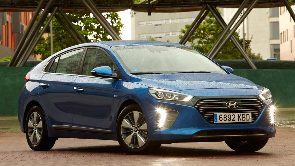 Hyundai Ioniq Plug-in: prueba y precios del Ioniq híbrido enchufable