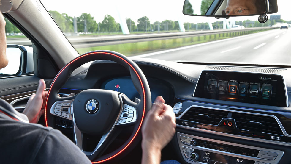 BMW 740e iPerformance: la tecnología de uno de los coches más avanzados