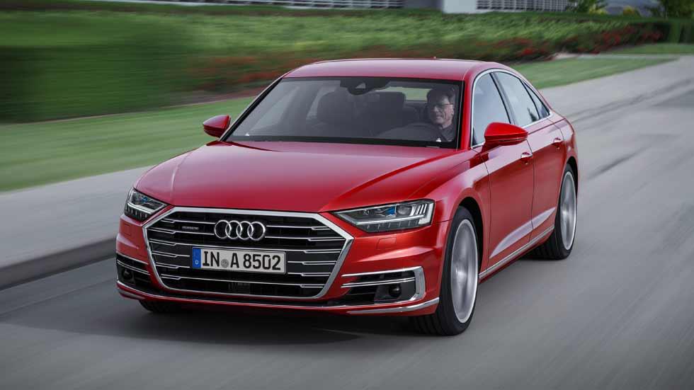 Nuevo Audi A8, ¿el mejor coche del mundo?