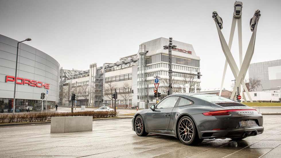 Porsche, investigada en Alemania por mentir en las emisiones de sus motores