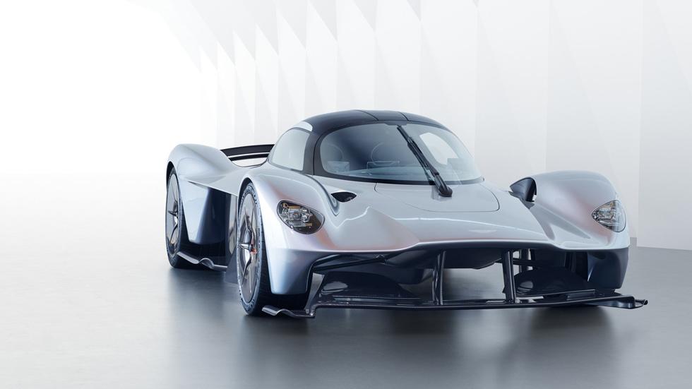 Aston Martin Valkyrie, más datos y fotos del nuevo hiperdeportivo