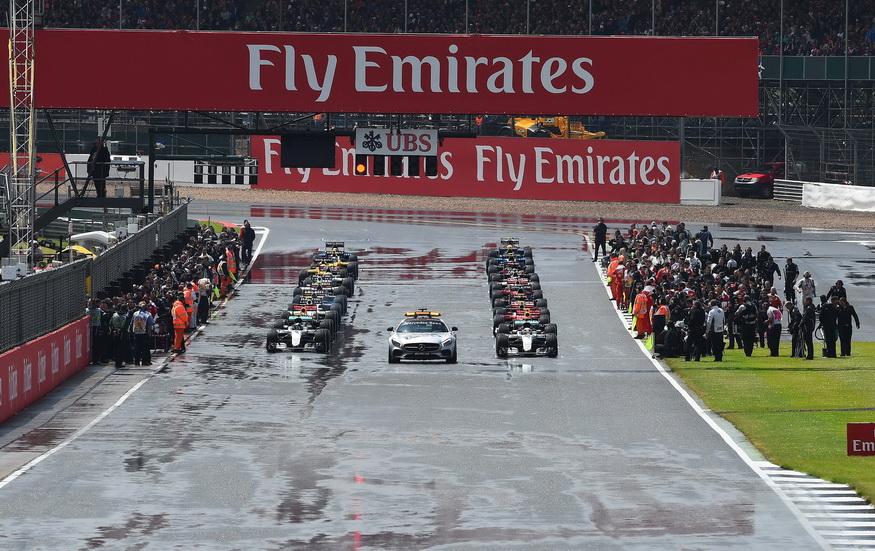 GP de Gran Bretaña de F1: Silverstone marca la mitad de la temporada