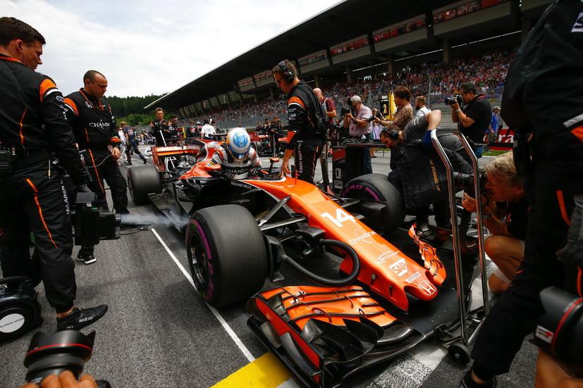 """GP de Gran Bretaña de F1: Alonso corre en """"casa"""""""