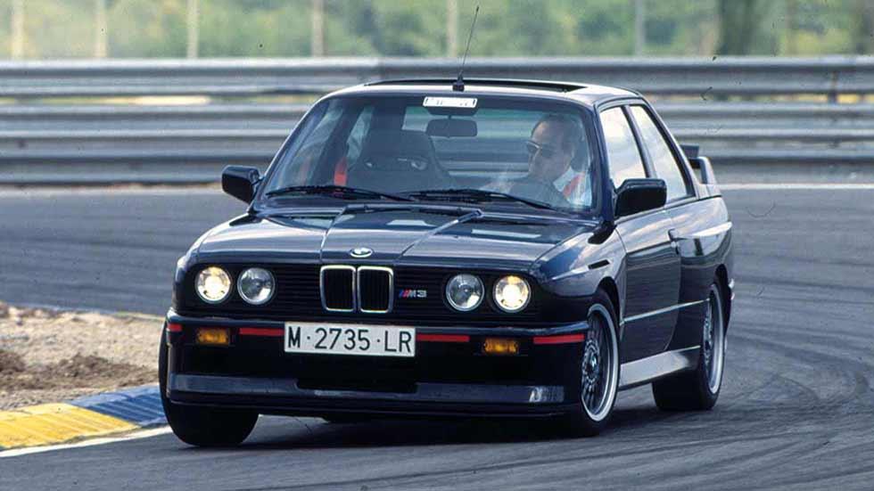 Coches para el recuerdo: BMW M3 Sport Evolution de 1990 (prueba original íntegra)