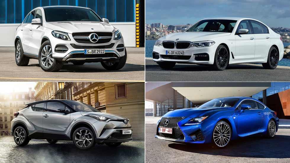 Las marcas de coches con mejor servicio al cliente son...