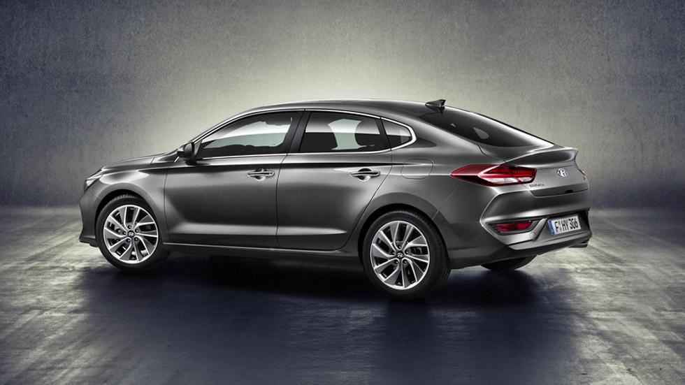 Hyundai i30 Fastback: ¡nueva carrocería en Frankfurt!