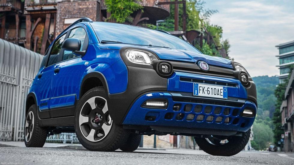 Fiat Panda City Cross, el nuevo mini SUV urbano