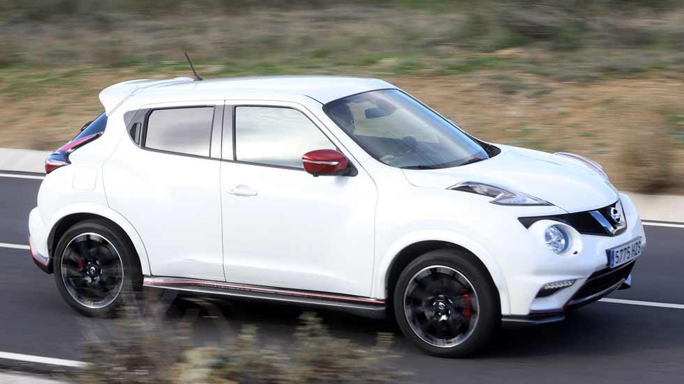 El éxito de los SUV de Nissan: Juke, Qashqai y X-Trail