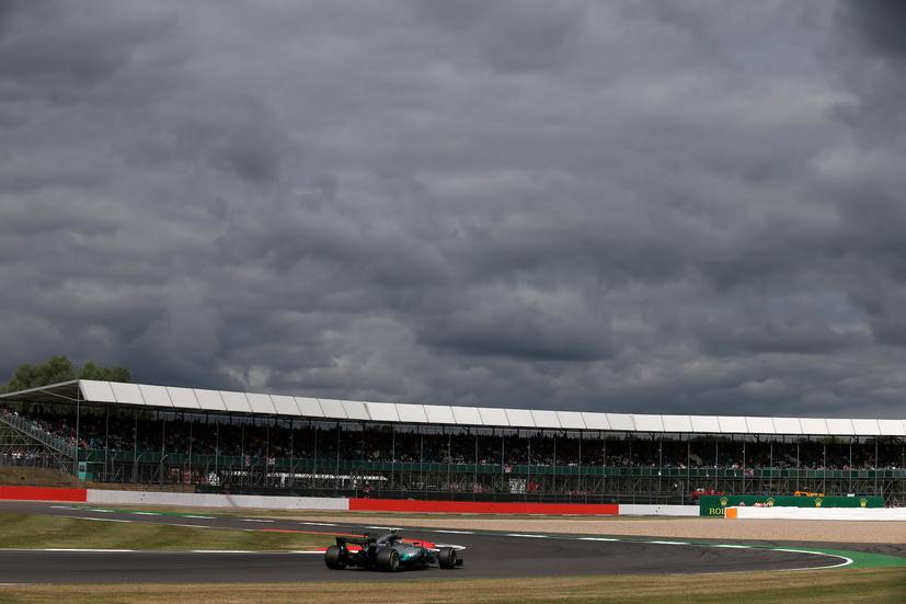 GP de Gran Bretaña de F1: otra vez Bottas