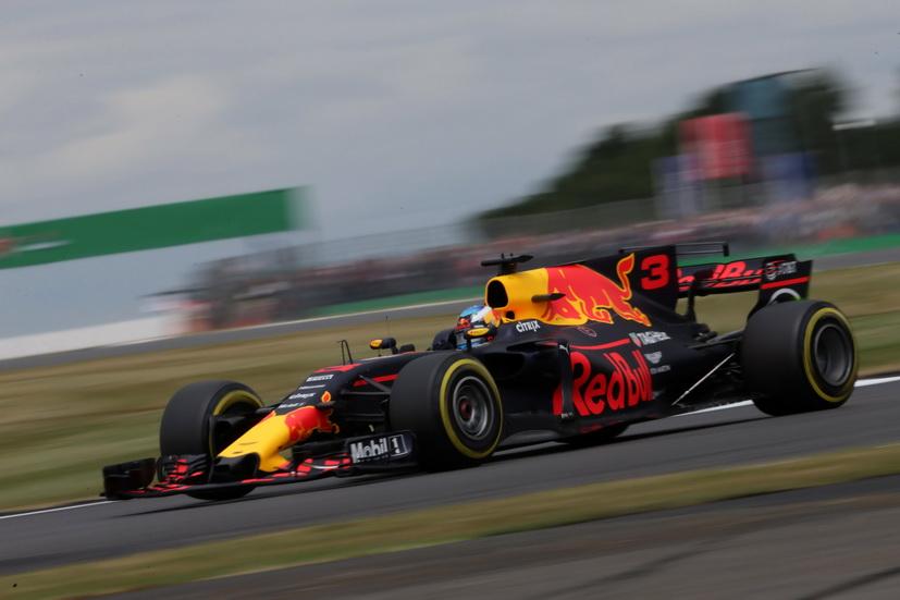 GP de Gran Bretaña de F1: Ricciardo retrocederá 5 posiciones