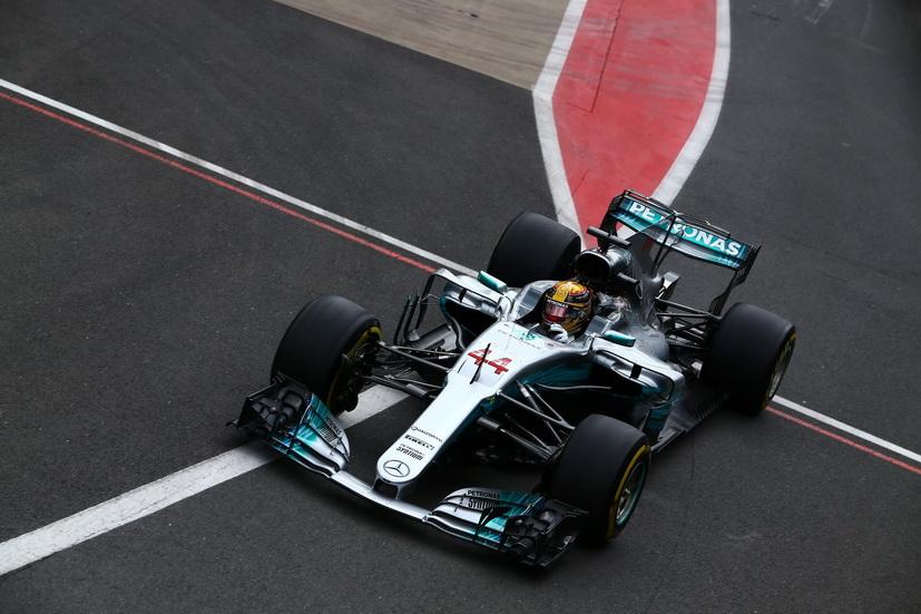 GP de Gran Bretaña de F1: la lluvia interrumpió la tercera sesión libre