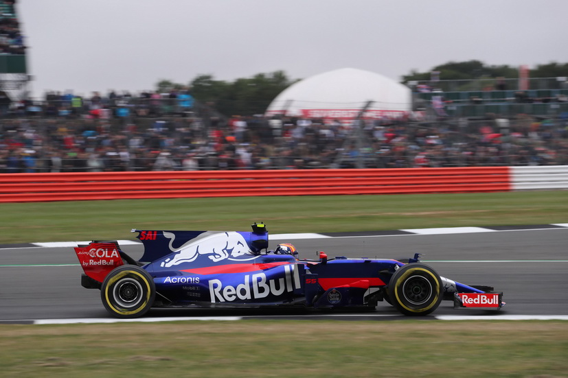 GP de Gran Bretaña de F1: Sainz tuvo problemas de suspensión