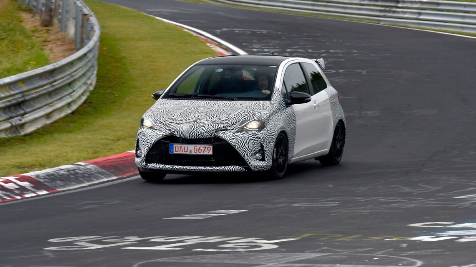 Toyota Yaris GRMN: conocemos al deportivo en Nürburgring