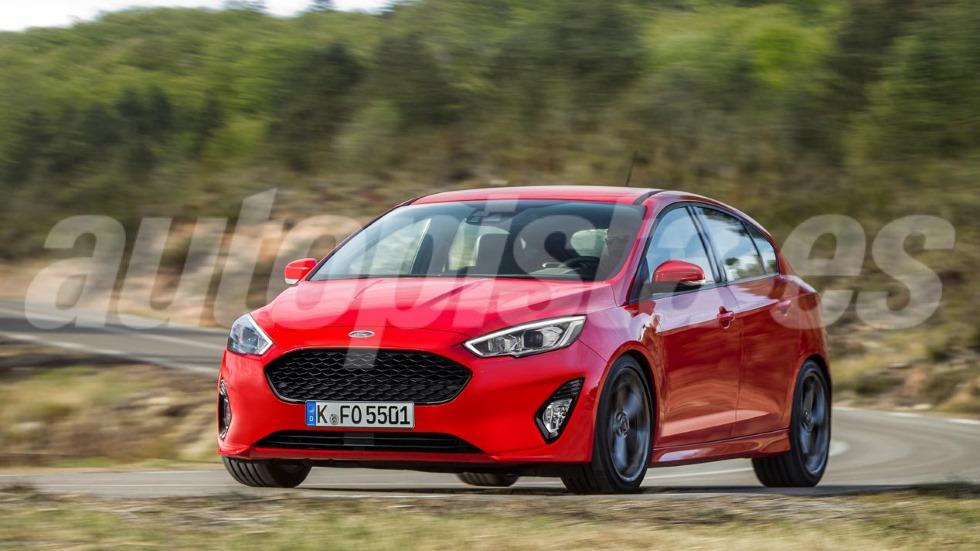 Ford Focus 2018: así será el nuevo compacto superventas