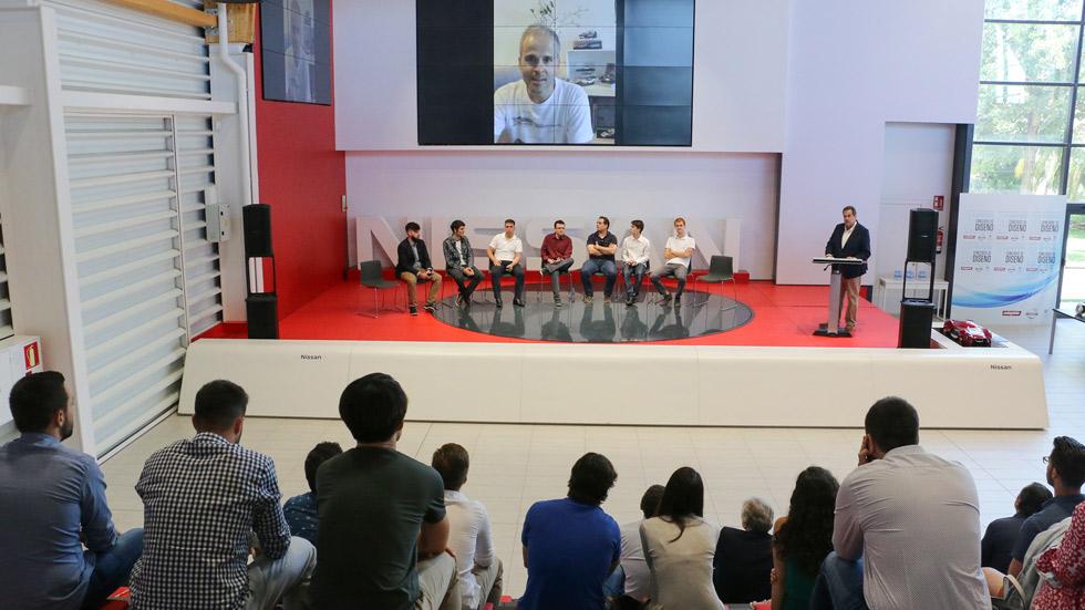 Celebración de los 20 años del Concurso de Diseño de Autopista, Nissan y la UPV (vídeo)
