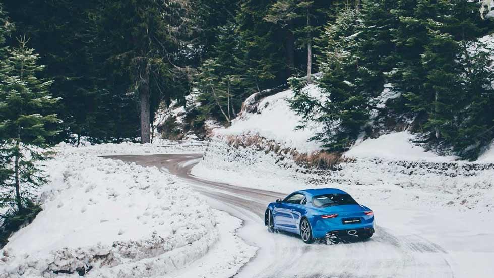 Alpine podría lanzar próximamente un SUV