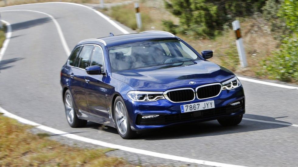 BMW 520d Touring: a prueba, ¿el mejor familiar del mundo?