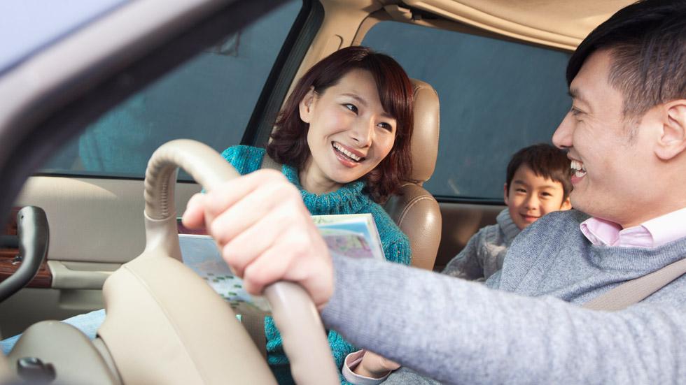 En el coche, los chinos no quieren oler a nada