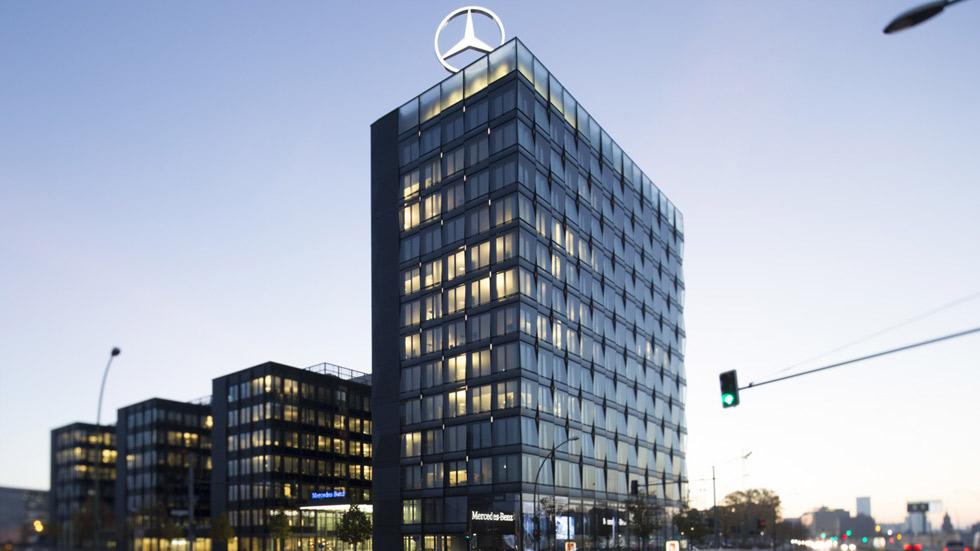Daimler revisará 3 millones de coches Diesel