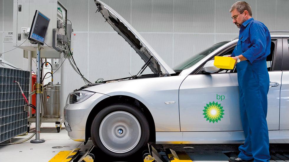 Así crea BP sus carburantes: laboratorio para la vida real