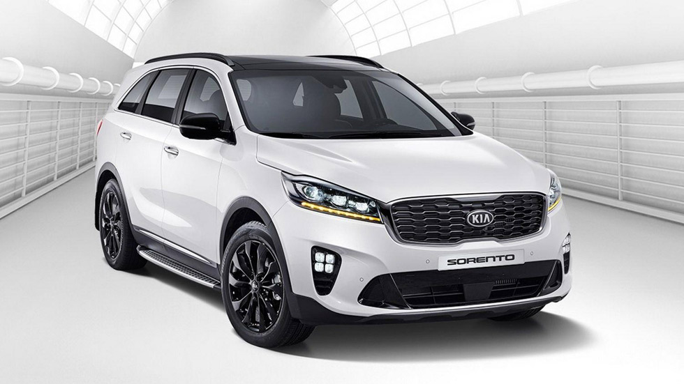 kia sorento 2018 el nuevo hermano mayor del sportage. Black Bedroom Furniture Sets. Home Design Ideas