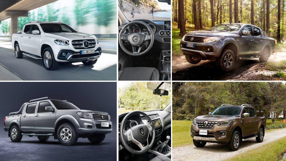 El boom de los pick-up: a rebufo de los SUV