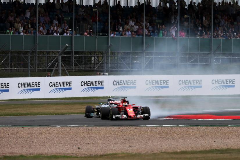 Ya se conocen las causas de los pinchazos de Ferrari en el GP de Gran Bretaña