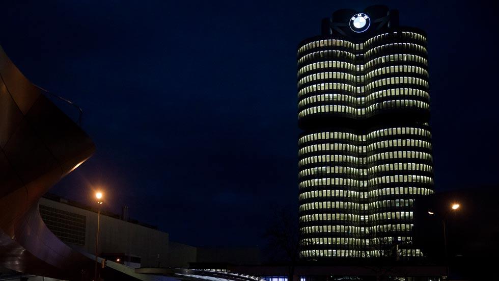 BMW niega haber manipulado las emisiones de sus coches